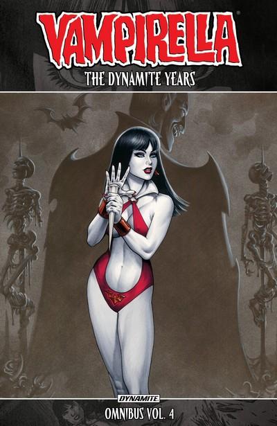 Vampirella – The Dynamite Years Omnibus Vol. 4 (2018)