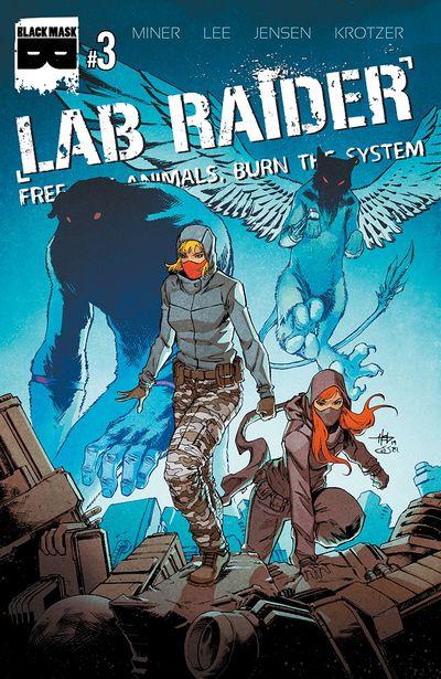 Lab Raider #3 (2019)