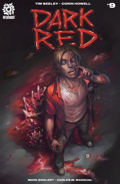 Dark Red #9 (2020)