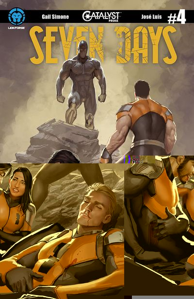 Seven Days #4 (2020)