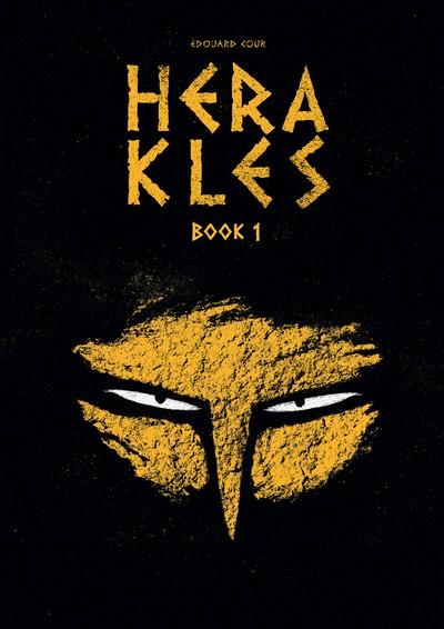 Herakles Book 1 – 3 (2018-2019)