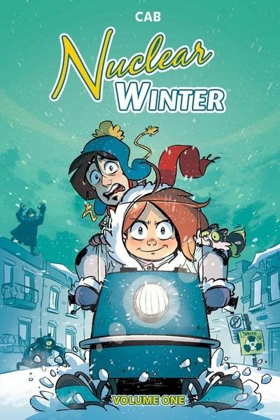 Nuclear Winter Vol. 1 (2018)