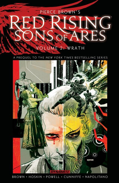 Pierce Brown's Red Rising – Sons of Ares Vol. 2 – Wrath (TPB) (2020)