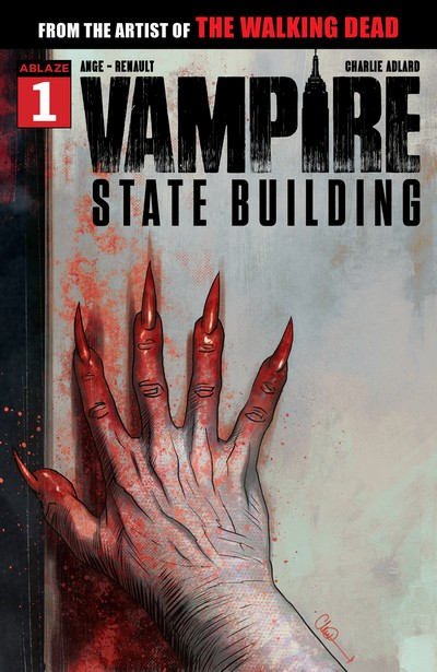 Vampire State Building #1 – 4 (2019)