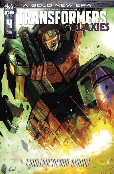 Transformers Galaxies #4 (2020)