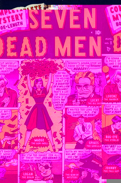 Complete Mystery #1 – 4 (1948-1949)