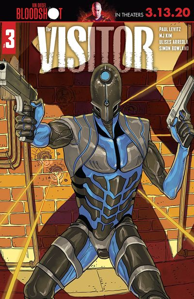 The Visitor #3 (2020)