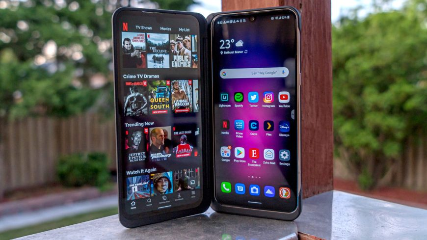 LG V60 ThinQ 5G Review | GetConnected