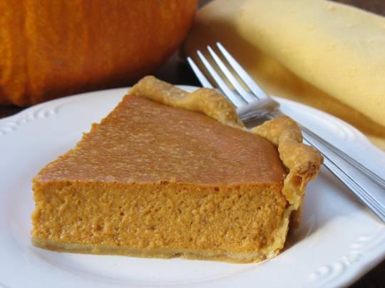 Pumpkin Pie w Orange Bitters