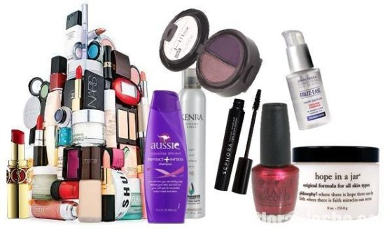 Save money on Beauty products to pamper yourself