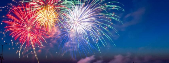 Photographing The Fireworks – The Ultimate Guide