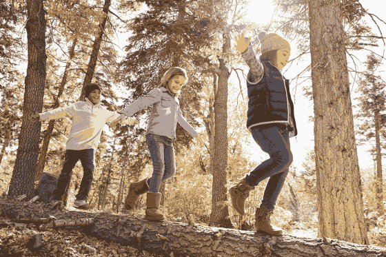 Summer Hiking Tips with Kids