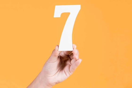Why-Consider-Seven-Is-A-Lucky-Number
