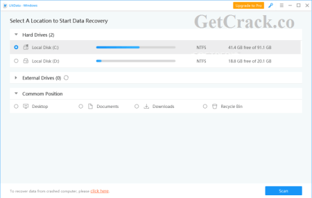 Tenorshare UltData iOS for PC 9.4.1.6 Crack + Key Latest Free Download