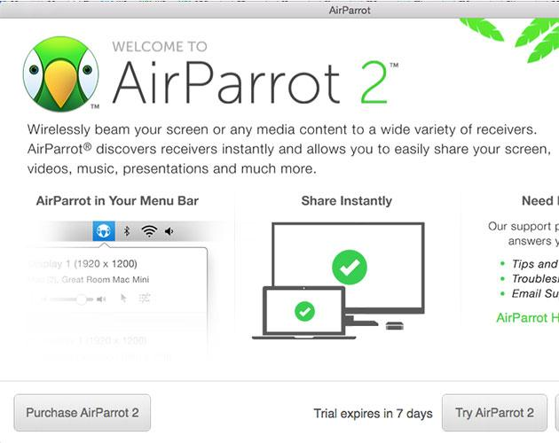 AirParrot 3.1.3 Crack License Key Free Download [2021]