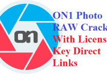 ON1 Photo RAW Crack With Serial Key For PC and Mac