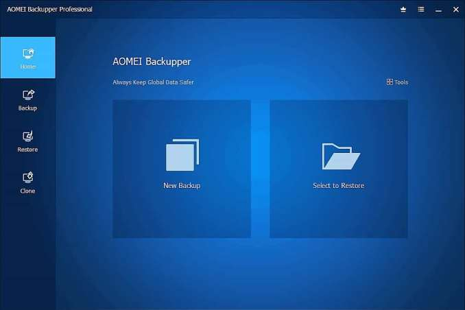 AOMEI Backupper Professional 6.5.1 Crack With Activation Key