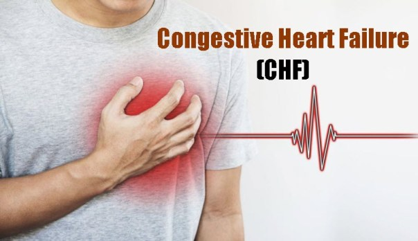 Congestive Heart Failure or CHF