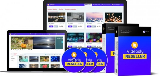 Videosly Video Creation Software | JVZOO GET RESEARCH