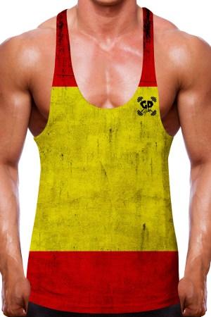 Spanish Flag Stinger Vest