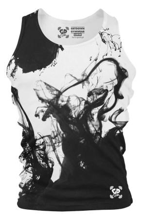 Black Vape Tank Vest