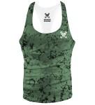 Military Matter Stringer Vest