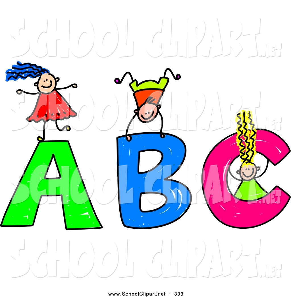 Alphabet Clipart For Kids At Getdrawings
