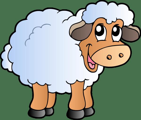 Cartoon Sheep Clipart at GetDrawingscom Free for