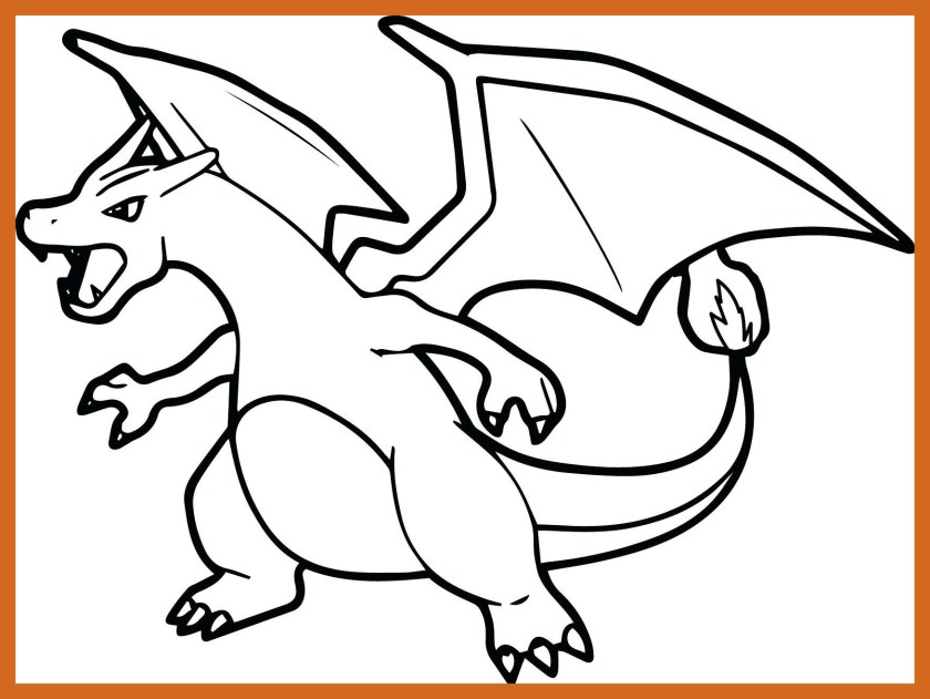 charizard colouring pages at getdrawings  free download