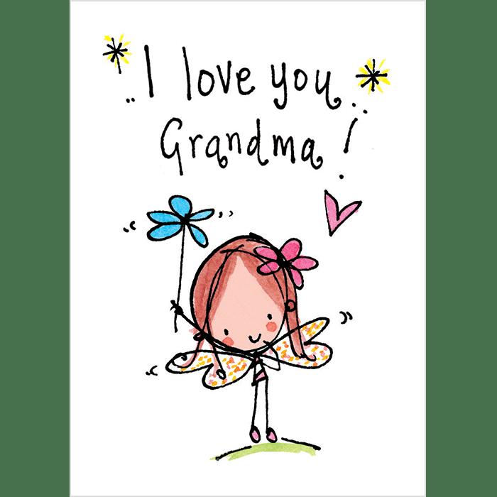 Download I Love Grandma Clipart at GetDrawings | Free download