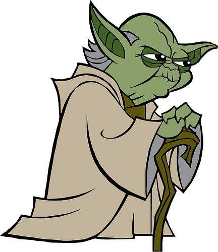 Star Wars Yoda Clipart at GetDrawings | Free download