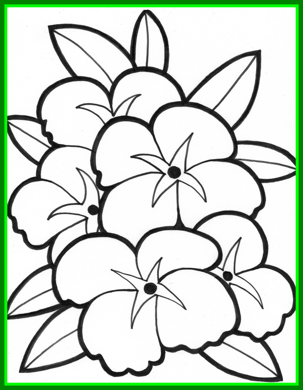 Summer Colouring Pages For Preschool At Getdrawings
