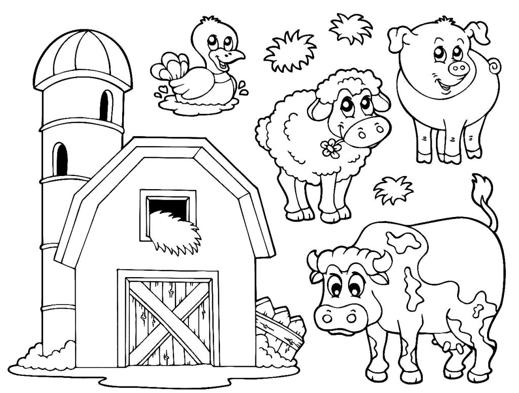 The Best Free Educational Coloring Page Images Download