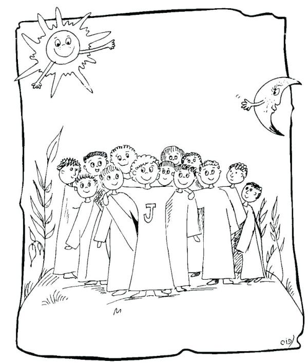 saint coloring pages # 40