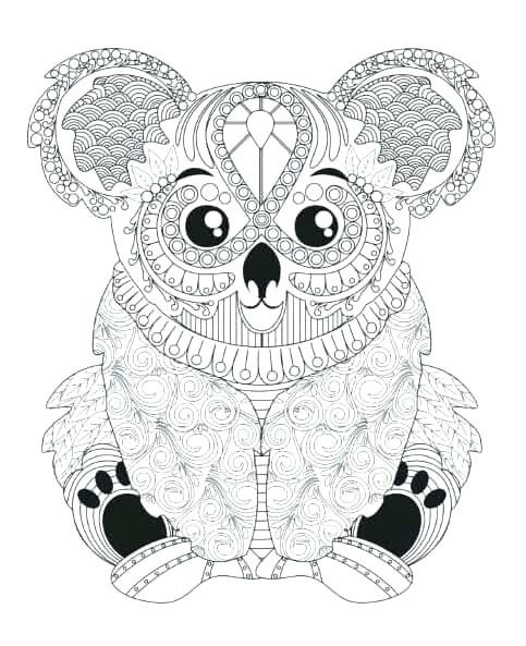 Animal Mandala Coloring Pages For Adults at GetDrawings ... | mandala coloring pages for adults animals