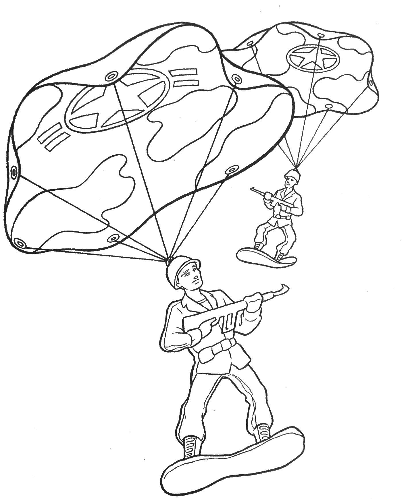 Army Guy Drawing At Getdrawings