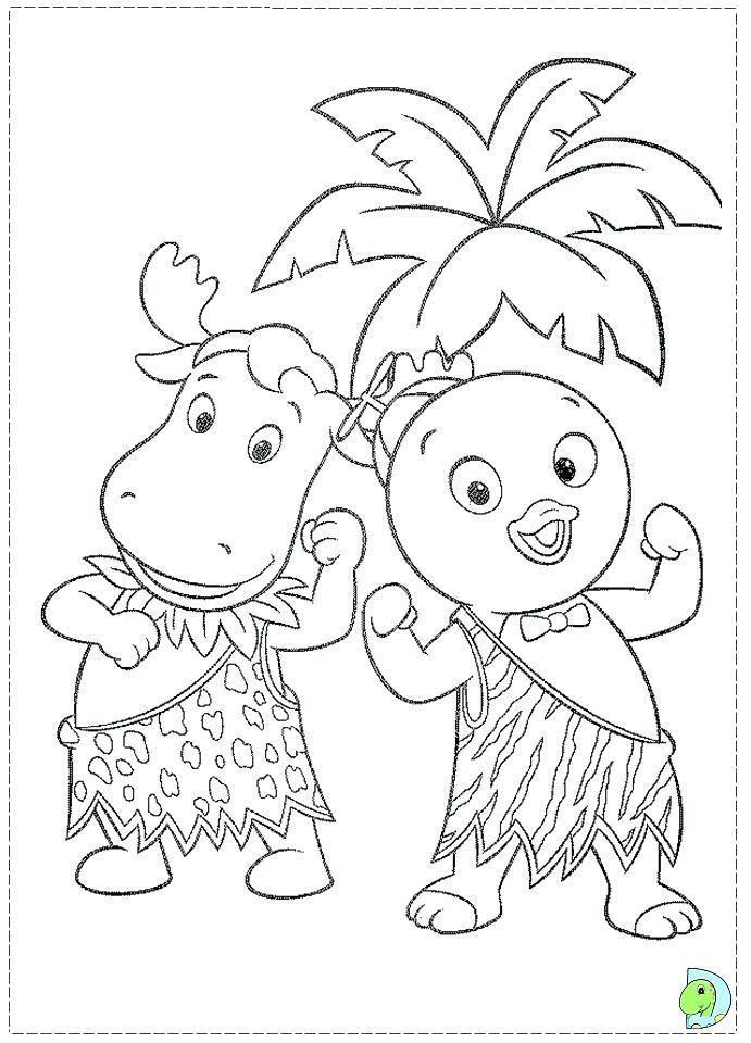 backyardigans tasha coloring pages at getdrawings  free