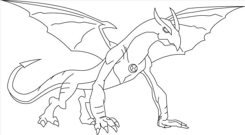 ben 10 alien force coloring pages at getdrawings  free