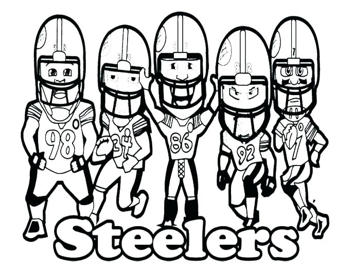 broncos football coloring pages at getdrawings  free download