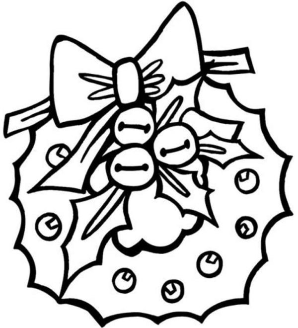 christmas coloring pages for preschoolers # 63