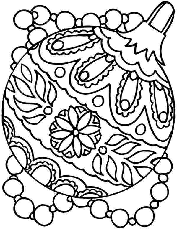 christmas coloring pages for preschoolers # 41