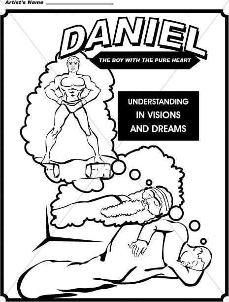 daniel coloring pages # 70