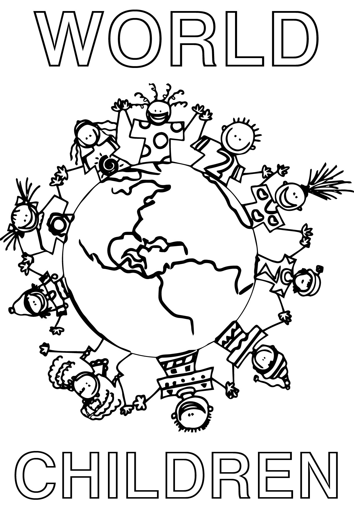 Flags Of The World Printable Coloring Pages At Getdrawings
