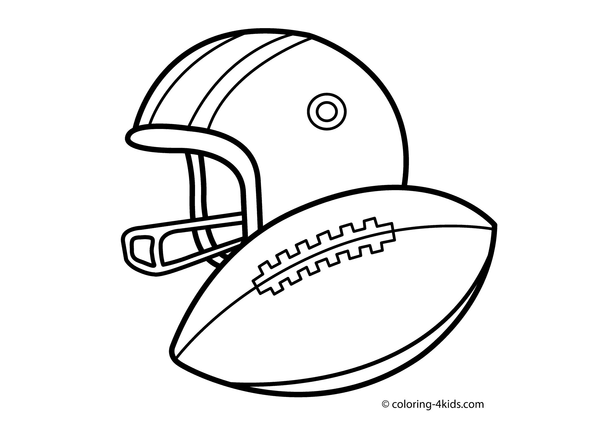 Free Printable Sports Coloring Pages At Getdrawings