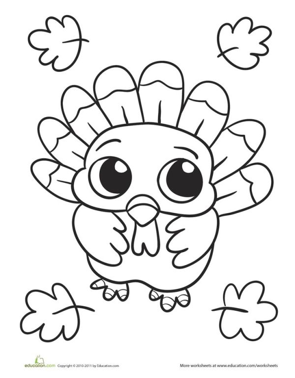 thanksgiving coloring pages printables # 47