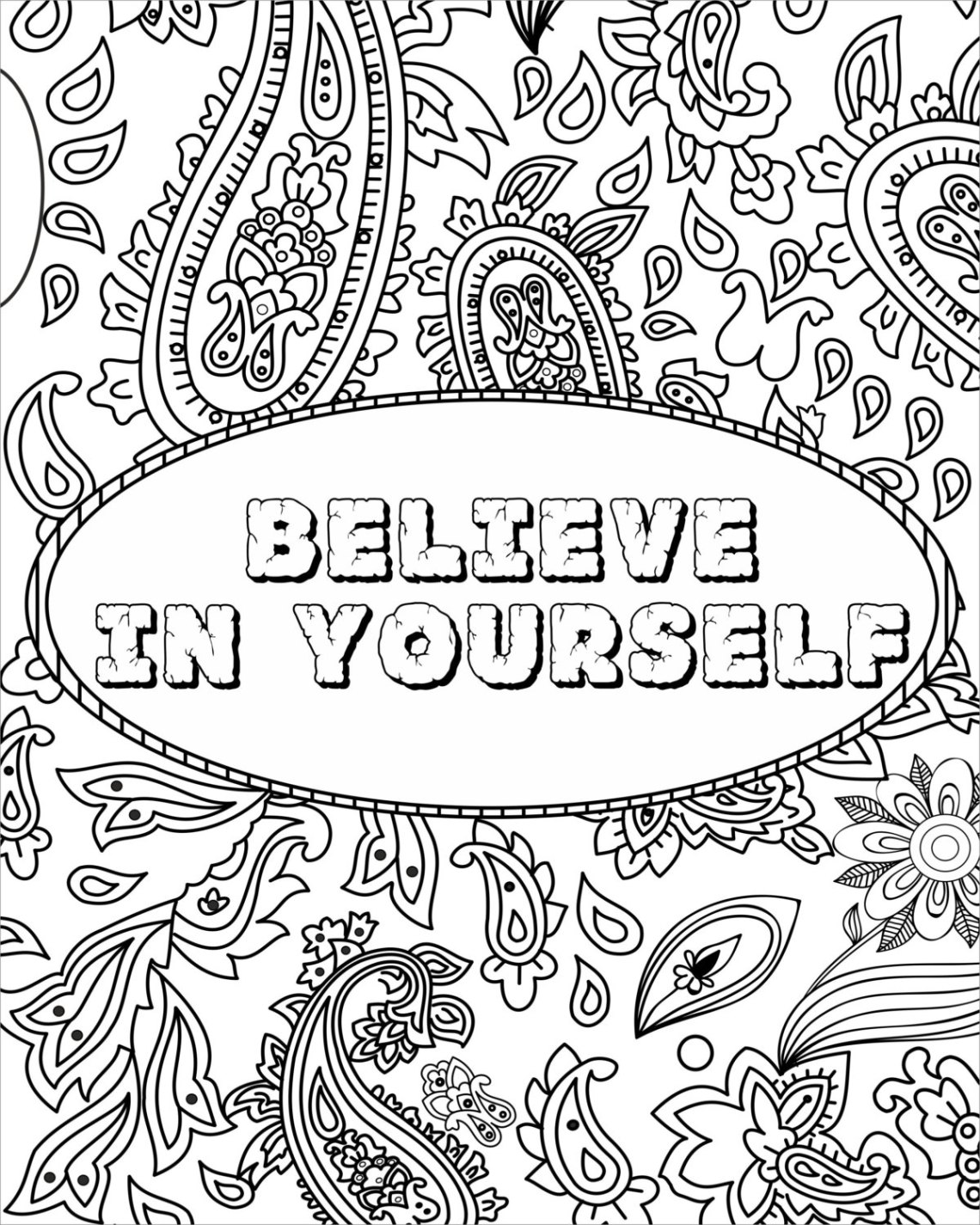 Funny Quote Coloring Pages at GetDrawings   Free download   free printable coloring pages inspirational quotes
