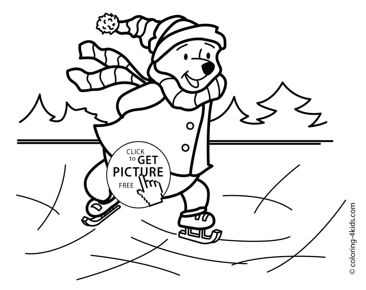 The Best Free Glacier Coloring Page Images Download From