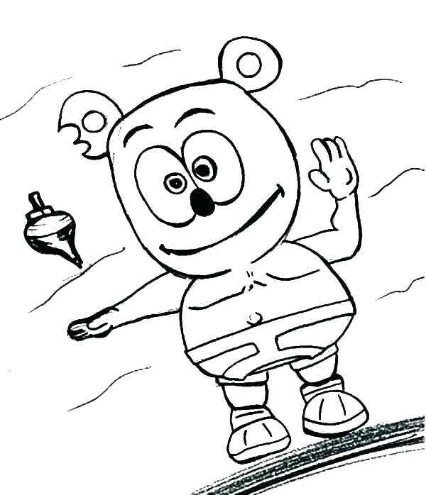 smokey the bear coloring pages # 56