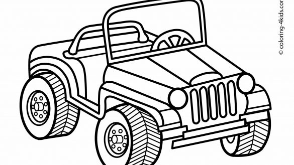 Jeep Coloring Pages Coloringnori Coloring Pages For Kids