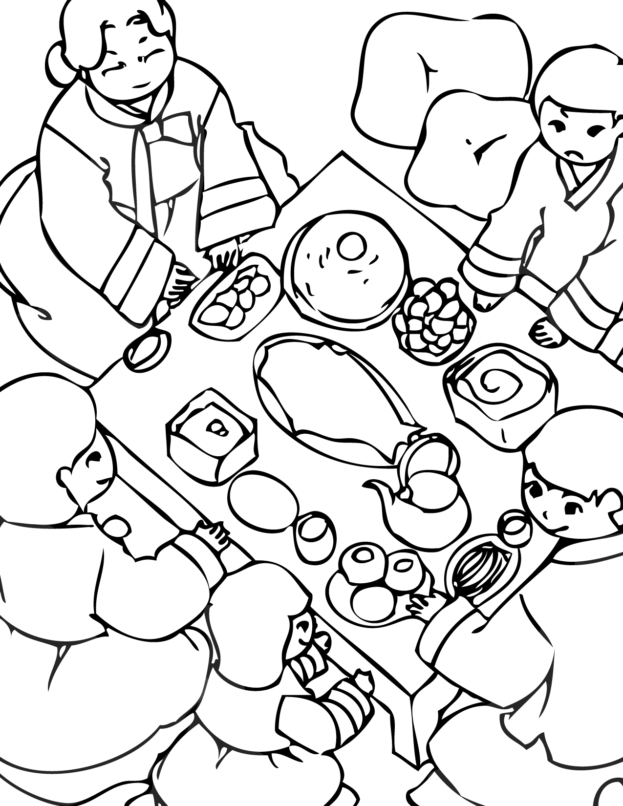 Kpop Coloring Pages At Getdrawings